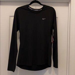 NWT Nike Dri-Fit size L UPF 40+ shirt